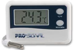 PRO SIGNAL PSG03549  Digital Thermometer, Indoor/Outdoor
